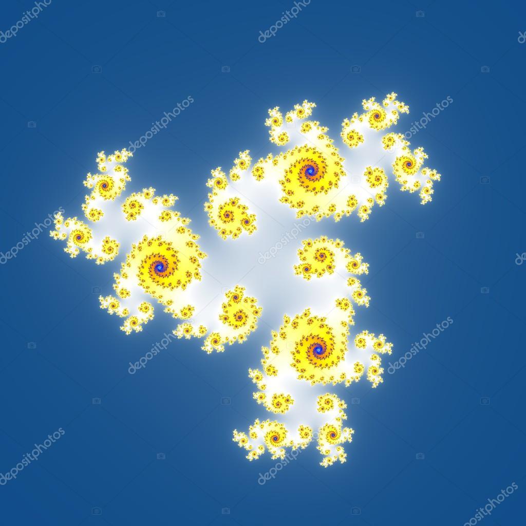 Fractal Black Flower Free Stock Photo: Stockfotografi © PandaWild #66877911