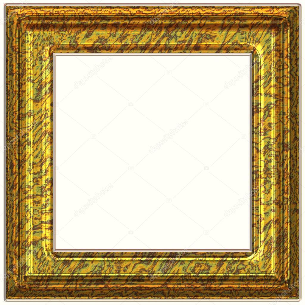 Cuadro marco generado textura — Foto de stock © PandaWild #74614435