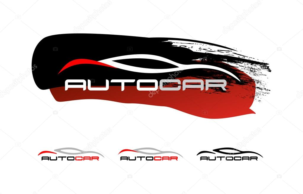 Set Van Auto Logo S Stockvector C Natalimis 120864774