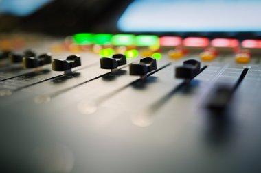 buttons equipment