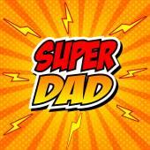 Fényképek Boldog apa nap szuper hős apa