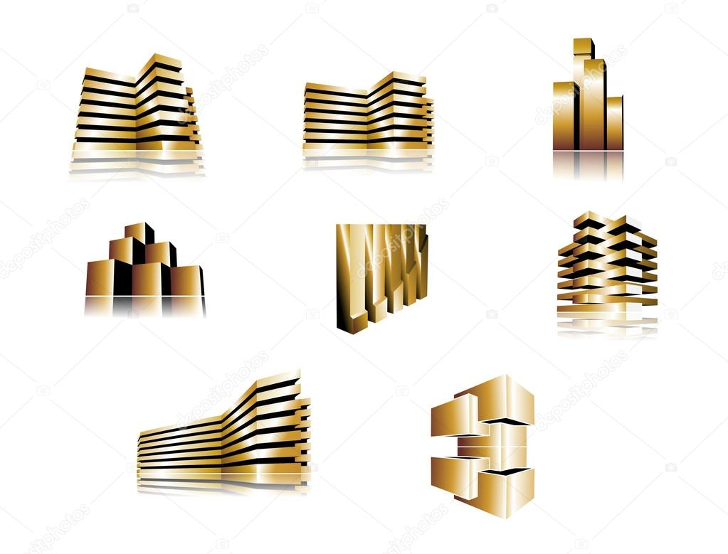 Real Estate Symbols Stock Photo Fffranzzz 95787408
