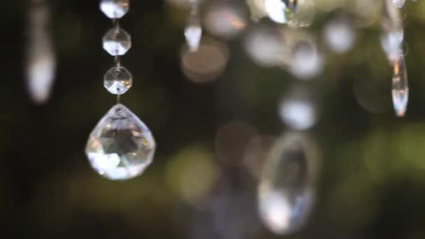 Dekoráció üveg gyöngyök a természet