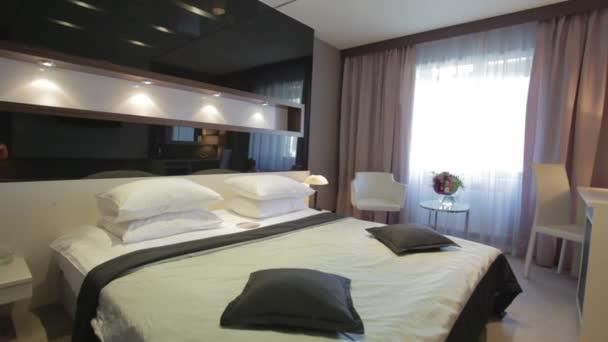 Hotel pokoj vnitřní pohled