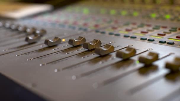 Konzole pro Audio záznam 4k