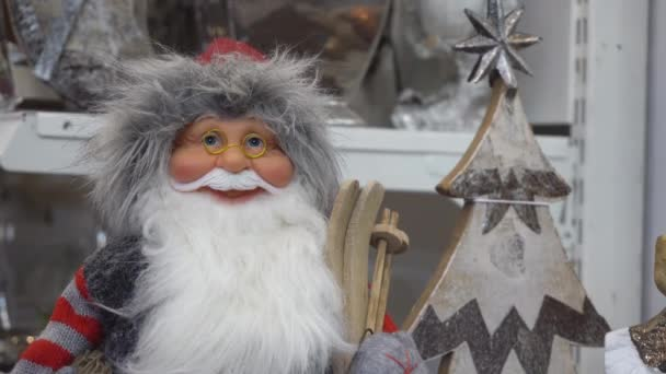 Zábavná hračka postava Santa Clause