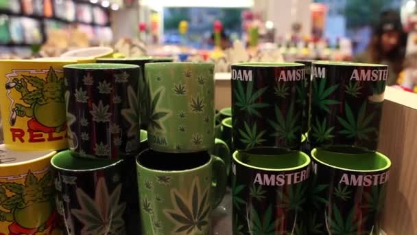 cup of freedom in Amsterdam