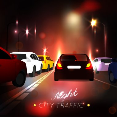 City Traffic Road