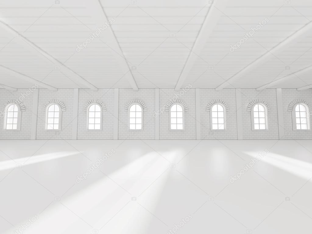 Outstanding Empty Showroom 3D Rendering Stock Photo C Annyart 98470712 Download Free Architecture Designs Scobabritishbridgeorg