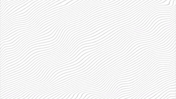 Fekete-fehér pszichedelikus optikai illúzió. Absztrakt hipnotikus animált háttér. Spirál geometriai hurok monokróm tapéta
