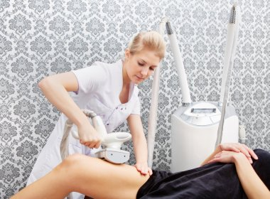 specialized device for body contouring. Medical SPA.