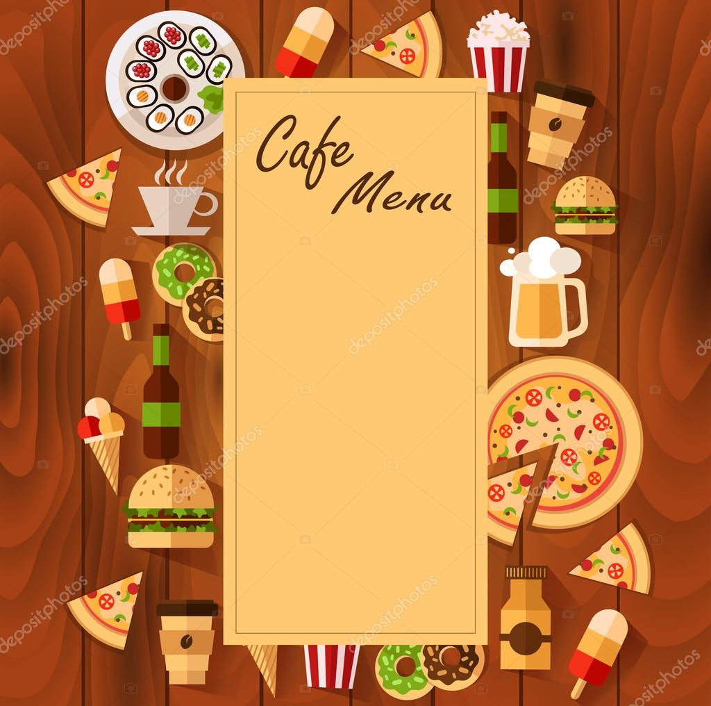 Cafe Vivo Menu