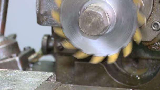 Metalworking CNC milling machine 1