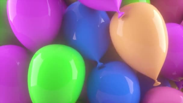 Pozadí balónu 01 4K