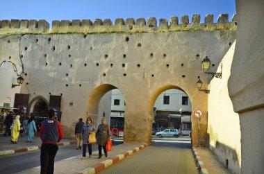 Morocco, Meknes