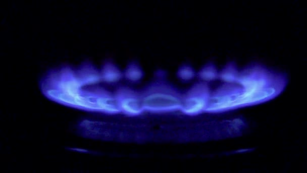 gas from kitchen gas stove