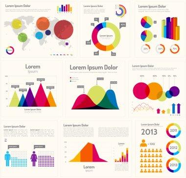 Infographic Layout  Set