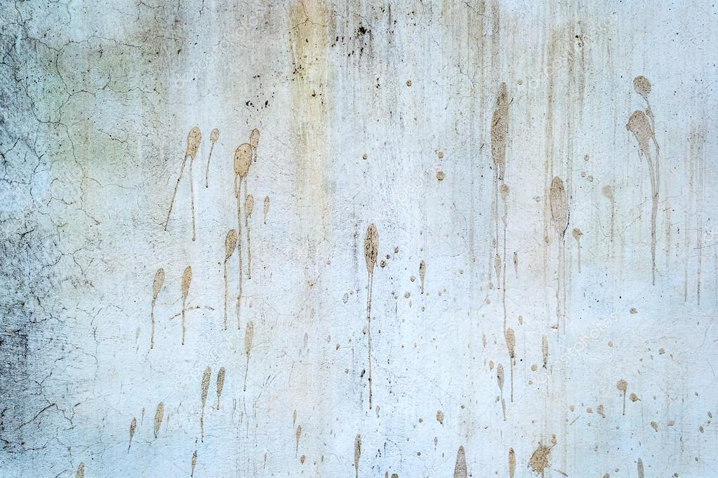 White old painted concrete dirty wall texture Stock Photo binik1