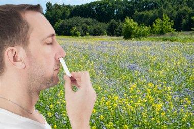 allergy season, rape