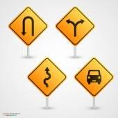 nastavit dopravní značka