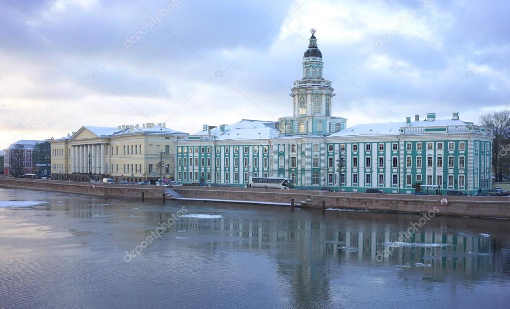 Saint - Petersburg.
