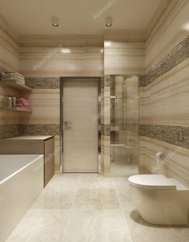 Bagno in stile contemporaneo — Foto Stock © kuprin33 #60965755