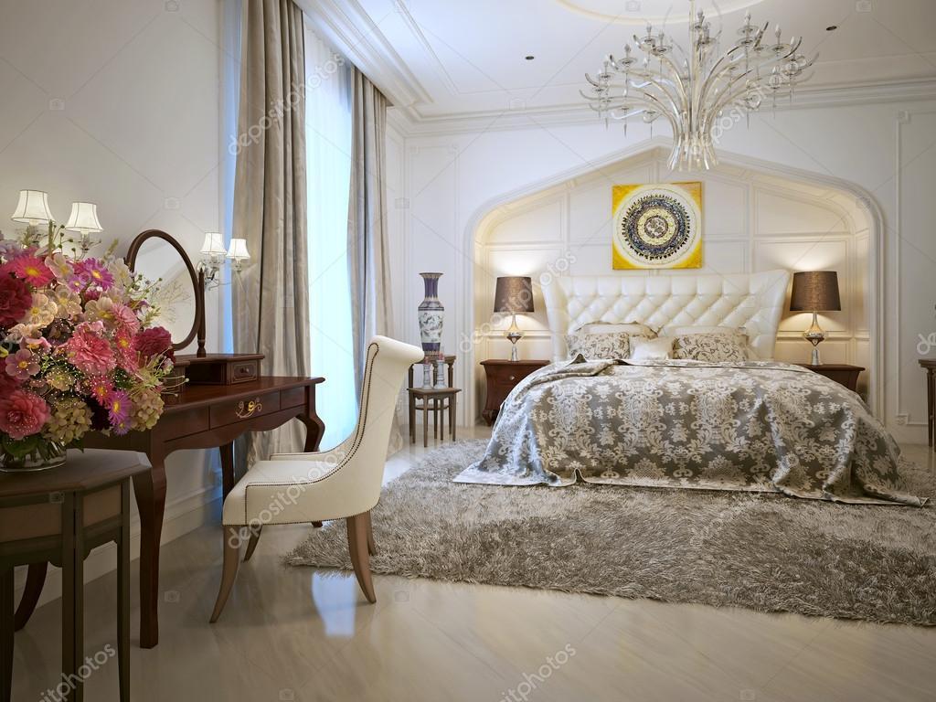 Slaapkamer oosterse stijl — Stockfoto © kuprin33 #60968903