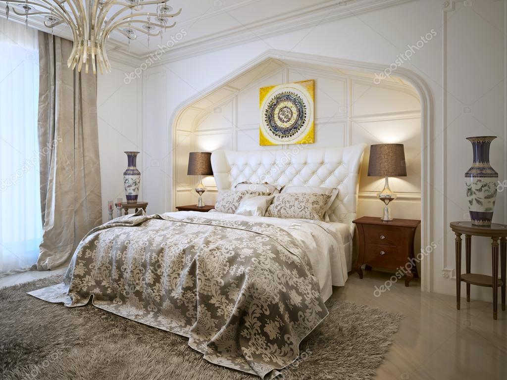 Exceptional Schlafzimmer Orientalischen Stil #1: Schlafzimmer Orientalischen Stil U2014 Stockfoto