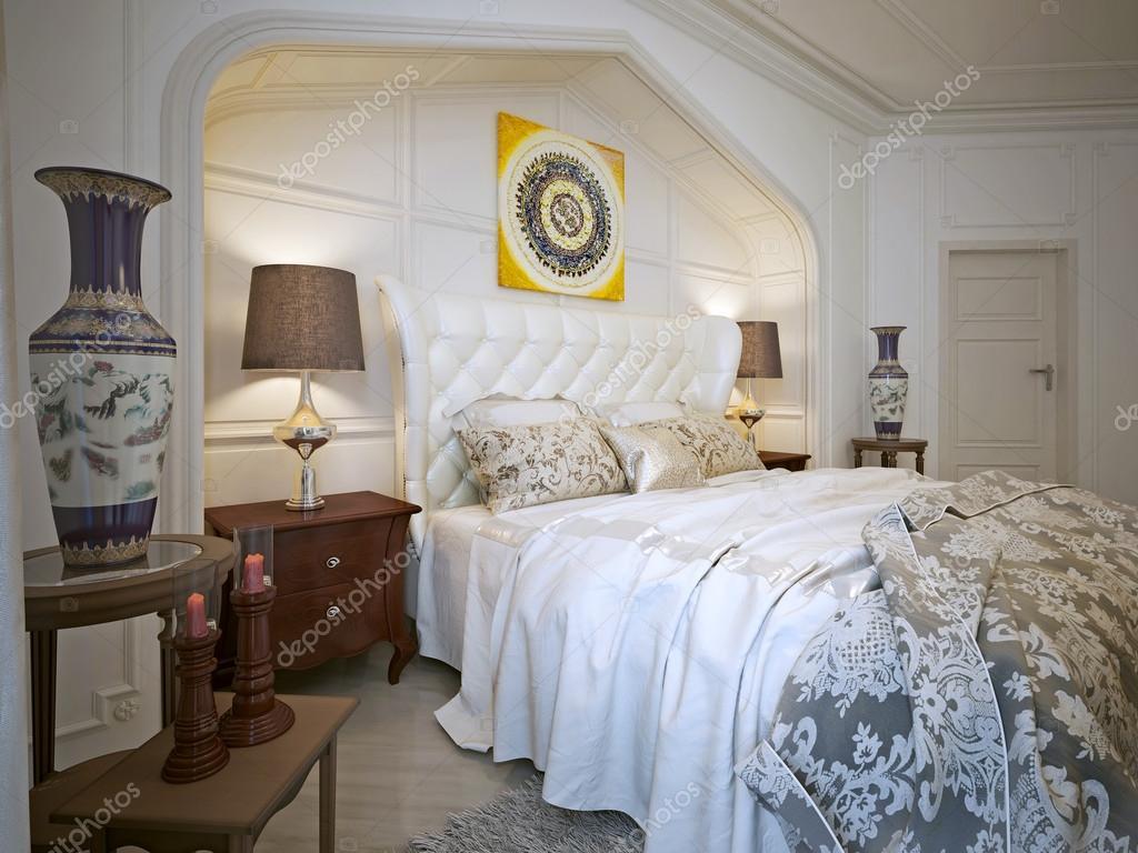 Wundervoll Schlafzimmer Orientalisch Galerie Von Orientalischen Stil — Stockfoto
