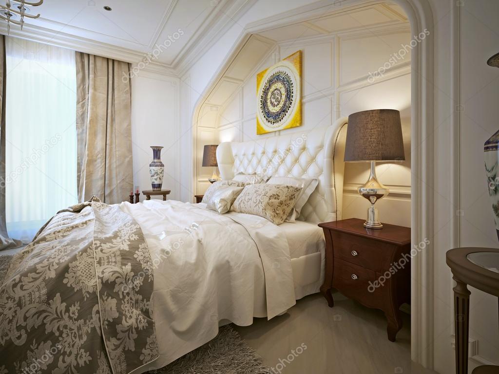 Camere Da Letto Stile Orientale : Stile orientale camera da letto u foto stock kuprin