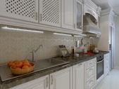 klasszikus konyha lakberendezés