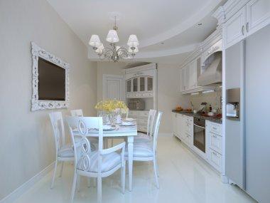 Beautiful Luxury Dining room
