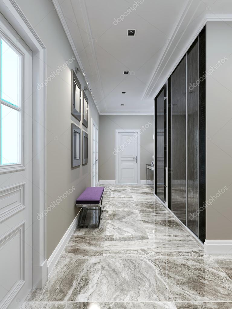 Modern Corridor Design Stock Photo 169 Kuprin33 77521652
