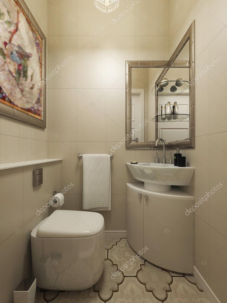 Arabische badkamer hoek wassen — Stockfoto © kuprin33 #77521898