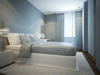 Idea of scandinavian bedroom