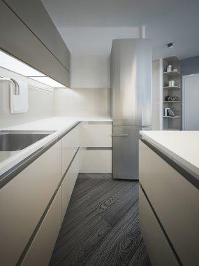 Kitchen minimalist style