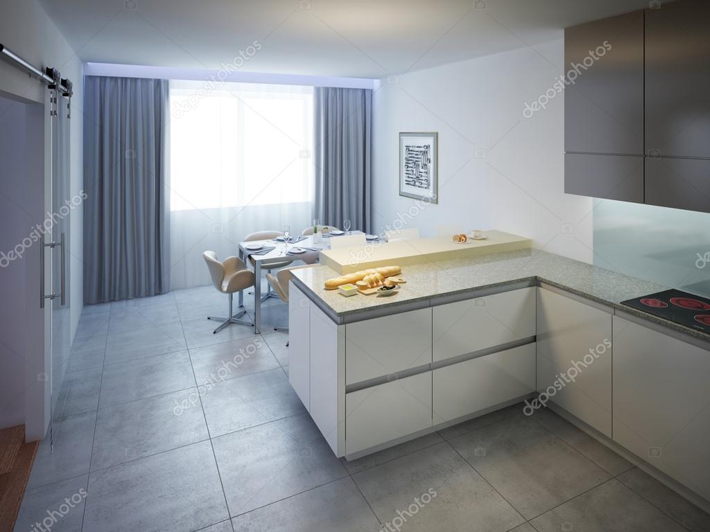 현대 부엌 디자인 — 스톡 사진 © kuprin33 #83413908