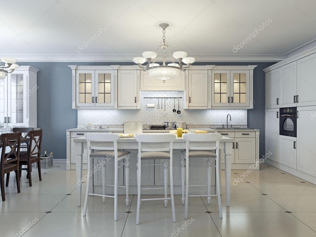 Design cucina brillante art deco — Foto Stock © kuprin33 ...