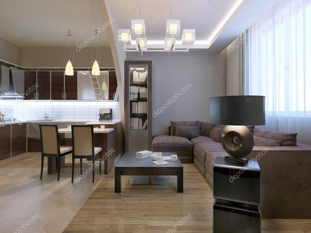Moderne Lounge-Studio-trend — Stockfoto © kuprin33 #83419216