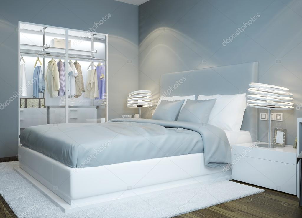 Skandinavische Schlafzimmer Design Stockfoto C Kuprin33 83419446