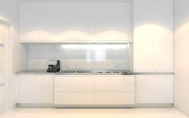 Contemporary kitchen trend