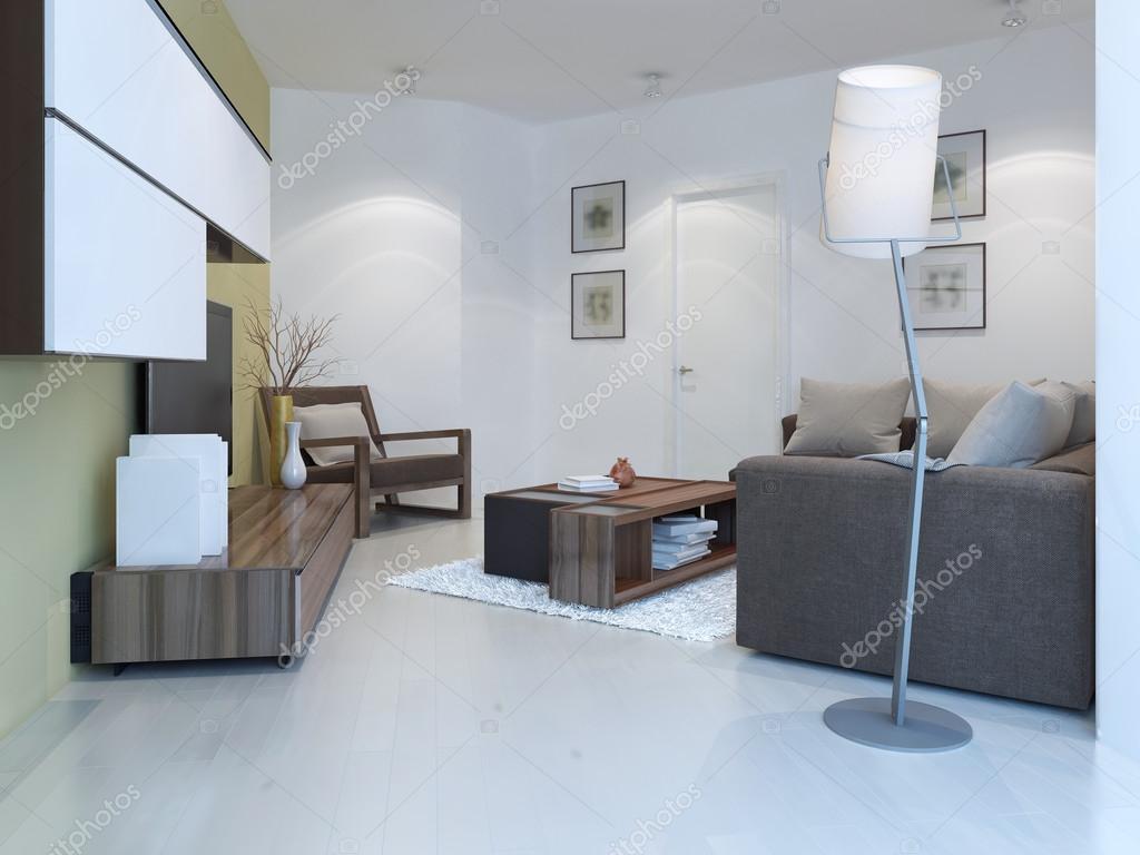 Kleine lounge im modernen stil u2014 stockfoto © kuprin33 #83426908