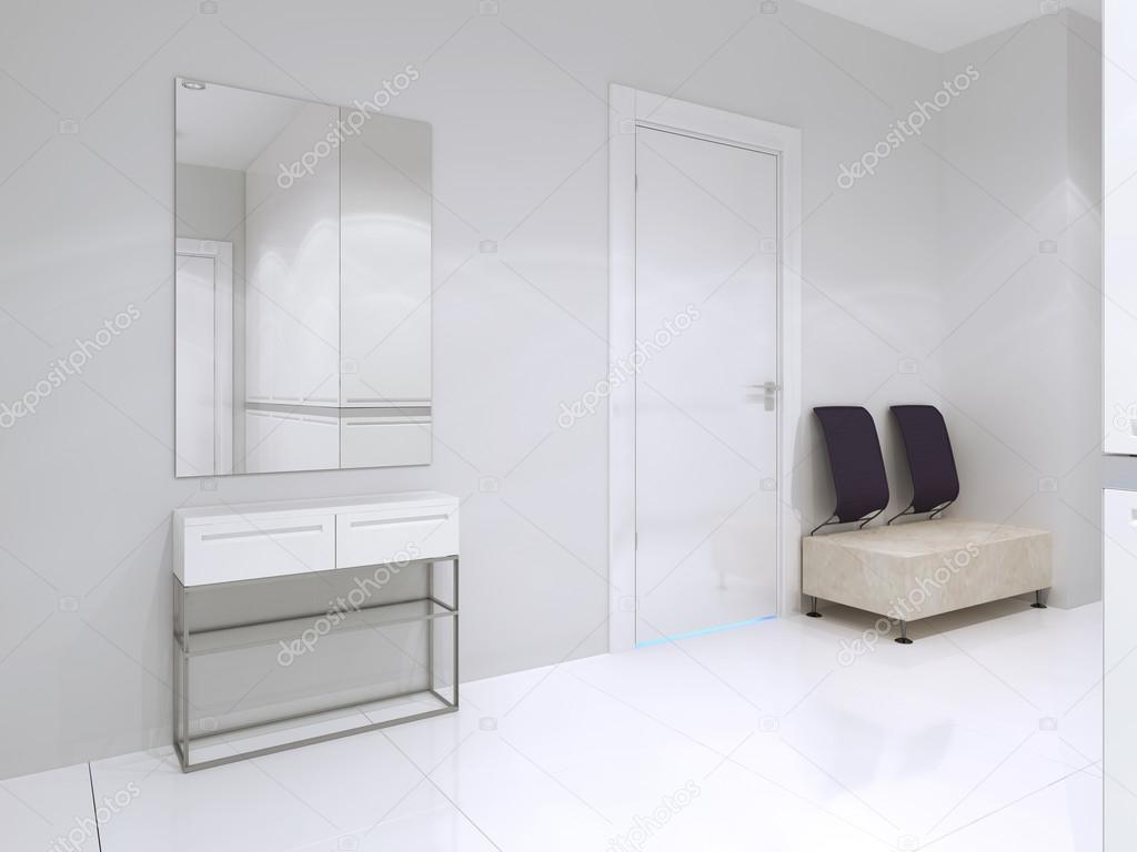 Idee van heldere minimalistische ingang u2014 stockfoto © kuprin33 #83427242