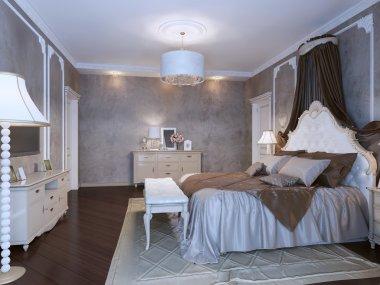 Bedchamber classic style