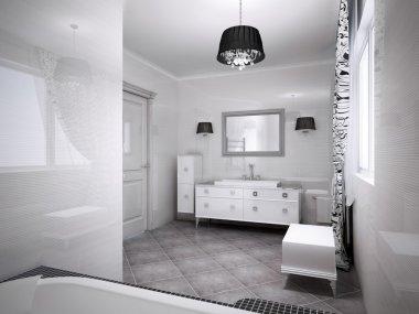 Inspiration for modern bathroom