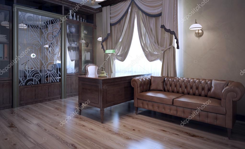 Bureau de boss dans un style moderne u2014 photographie kuprin33 © #94664762