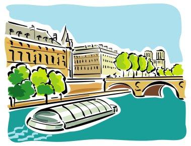 Paris, Bateaux Mouches