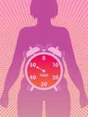 Bunte Menopause-Regelung