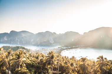 Phi Phi Don view point, Thailand