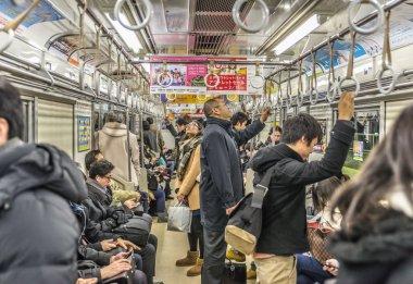 Jr line in tokyo
